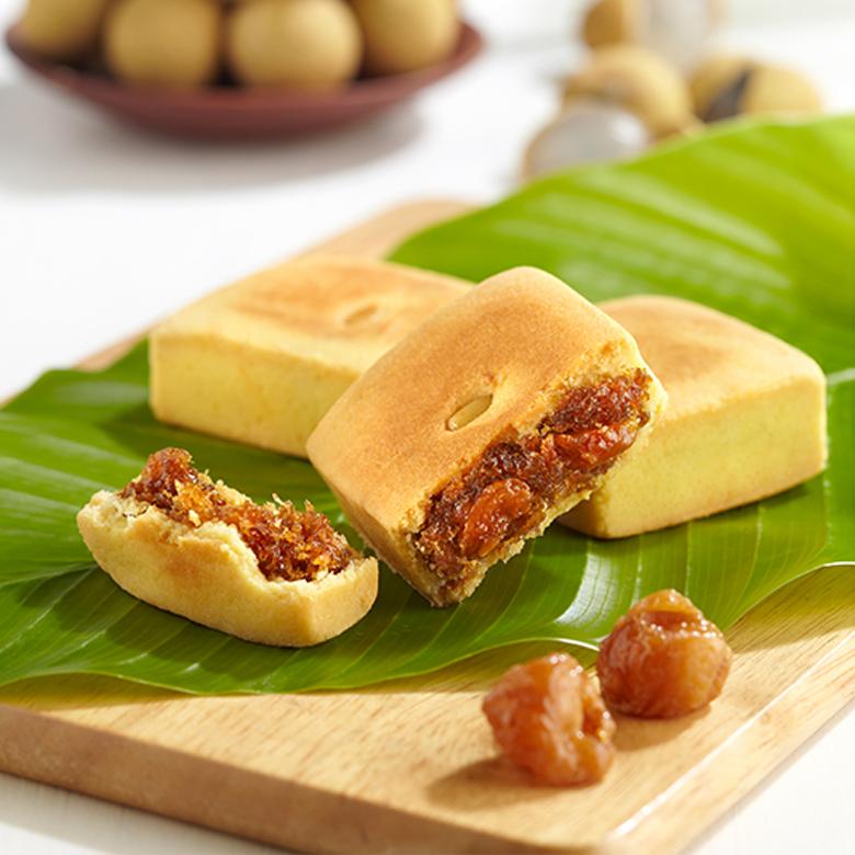 Longan-Pineapple-Pastry
