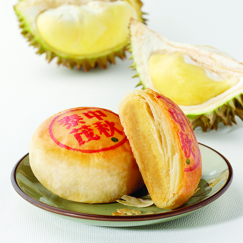Mooncake_Durian