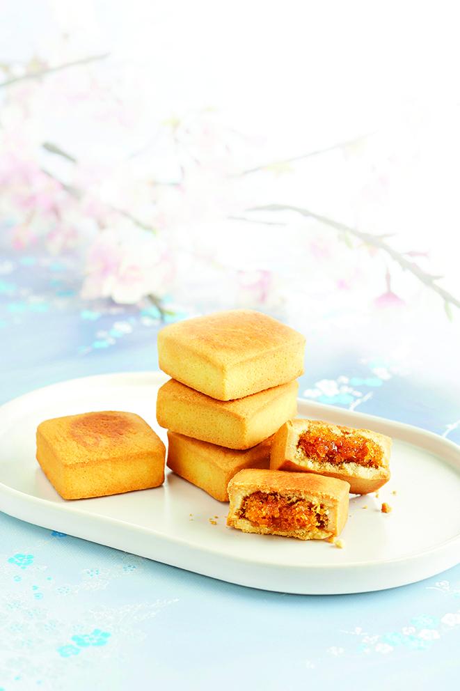 Gula Melaka Pineapple Pastry - 椰糖旺梨饼